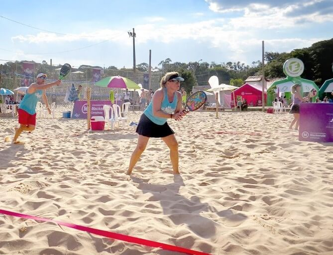 Regras e jogadas do Beach Tennis