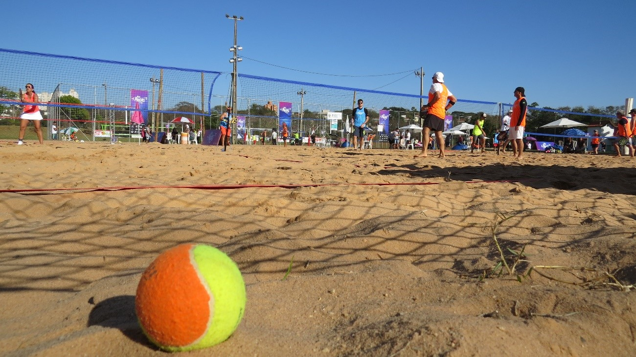 Nas Areias Open Beach Tennis
