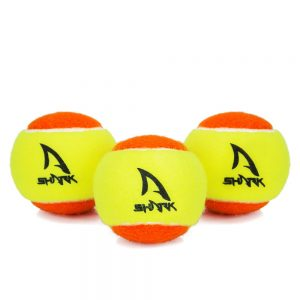 BOLA DE BEACH TENNIS SHARK 3 UNIDADES
